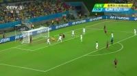 巴西世界杯小组赛全进球