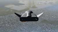 Flightgear_Matlab_HL20飞行器联合仿真