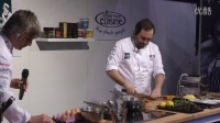 Chef Luke Holder creates a pasta recipe (Orecchiette) with,