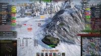 0.9.1坦克世界踏雪解说日常-SU85I-勇士