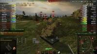 0.9.1坦克世界踏雪解说日常-IS6-全程AP弹
