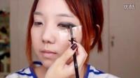 雪莉眼妆 _ F(x) SULLI _RED LIGHT_ Inspired Makeup