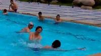 6439班同学聚会水球比赛