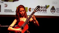 Wiktoria Szubelak Polonia en GuitarfestPeru 2013 Ultimo Trem