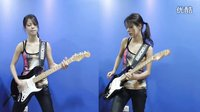 国外美女翻弹Metallica--Enter Sandman 2