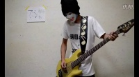 【貝斯彈奏】東京泰迪熊【drm】