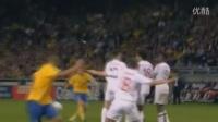 伊布瑞典国家队十佳球