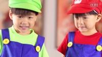 上海静安香格里拉大酒店中秋月饼2014——小孩马利奥篇