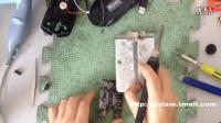 雷蛇地狱狂蛇2014鼠标拆解微动更换教程