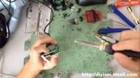罗技G500/G500S鼠标拆解微动更换教程