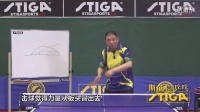 斯帝卡V乒乓第50期 李晓东教你如何拉好弧圈球
