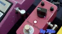 MOOER ANA ECHO VS IBANEZ AD9 模拟延迟单块效果器对比试听