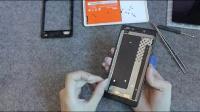 红米note 拆机 装机 换触摸外屏幕 视频演说 详细教程教材