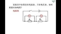 优优课堂i.youku.com/yyktw---人教版九年级物理17.4欧姆定律在串并联电路中的应用