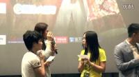林峯周丽淇的粉丝男女反串用粤语演绎《卫子夫》戏中台词爆笑全场