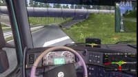 欧洲卡车模拟2送木材