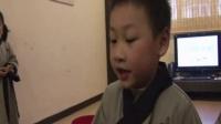 童学馆的小朋友在,法国TFL电视台制作《孔子》专题节目,报道童学馆