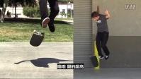 [TSS] 国外滑板教学达人教你区分Inward Heelflip和Pressure Flip