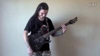 吉他独奏版 金属风格 Halo 光环 音乐