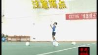 【星亮羽毛球】正手劈吊教学