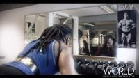 世界上最标准健美运动员Ulisses JR的肩部肌肉训练 无删减版