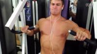 【豹哥健美】最帅健美运动员 Jeff Seid在伦敦的胸肌锻炼视频