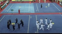八卦掌-2004年第一届全国武术运动会段位制项目展示