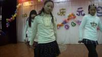 迎2013年元旦文艺演出初一学生舞
