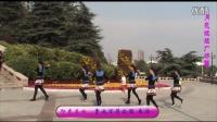 广场舞集体舞  印度美女