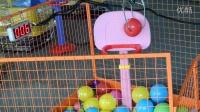 儿童游乐吊车、最火室内游乐设备、体验馆设备--济宁微装
