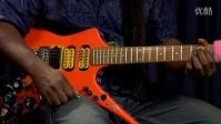 Regi Wooten - Funk Slap Guitar -2.The Fourth Dimension