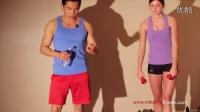 家庭健身塑型循环训练-肩部