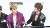 下部中字【综艺】20120509 MBC 周刊偶像 嘉宾:SHINee