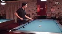 台球教学:世界冠军李昆芳235三颗星实战应用球例