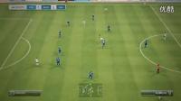 c罗在玩吗?FIFA14各种花哨诡异进球