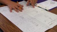 步拉夫顿小学学生因为动画喜欢教育
