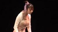 史上最强女孩机械舞 节奏超好!_超清