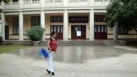 学跳张惠萍老师舞蹈:我的祖国