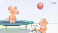 英语启蒙动画 小猪威比Wibbly_Pig_36_Trampoline