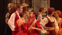 斯卡拉芭蕾:堂•吉诃德 Act I Osipova & Sarafanov