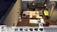 【叶有游戏】模拟人生4  老友记中的公寓