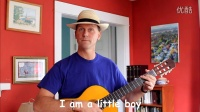 "儿童英语视频-【跟Jim学英语】儿童英语歌曲""I am Ethan"""