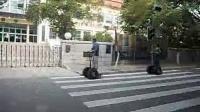 城市旅游观光新方式 平衡车队租赁