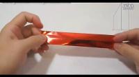 最新DIY折纸教程-重叠四面体折法 折纸视频大全.flv