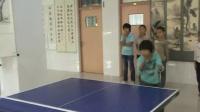 袁义兴乒乓球训练教学视频(第一集)
