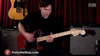 Fender Classic Player Tele Deluxe Black Dove  试听测评