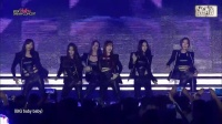 Dal★shabet -《B.B.B》 141012 庆州韩流梦想演唱会