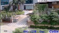 科宁白光摄像机 AHD模拟高清 100W 白天实际测试效果(请选择超清模式观看)