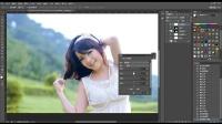 Photoshop教程PS调色案例教程-日系阳光色调