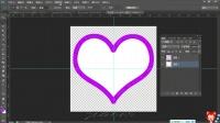 PS教程Photoshop动画案例教程-水晶爱心动画